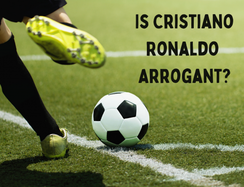 Is Cristiano Ronaldo Arrogant?