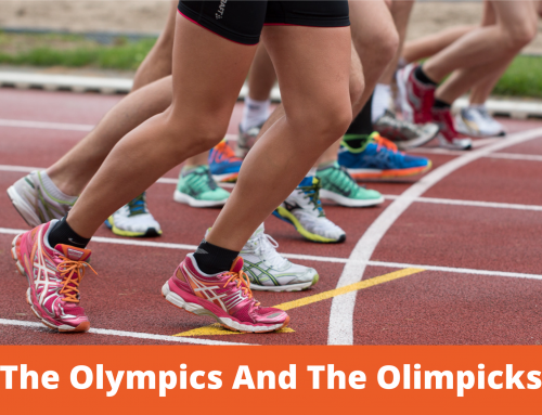 The Olympics And The Olimpicks